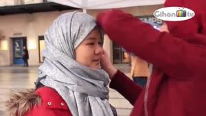 روز جهانی حجاب در فرانسه ۲۰۱۵
