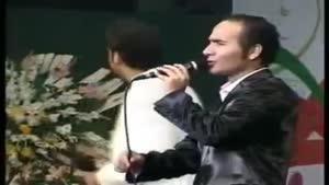 شوخی های احسان علیخانی و حسن ریوندی