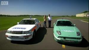 مسابقه خودروهای پلیس