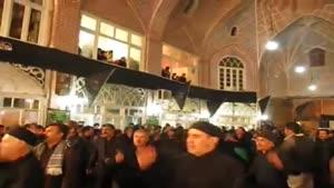 عزاداری بازار تبریز