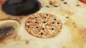 بفرمایین پیتزا