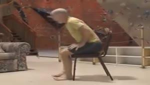 حرکت زدن با صندلی