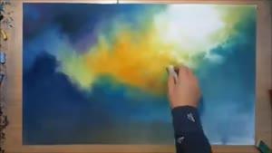 نقاشی فوق العاده زیبا