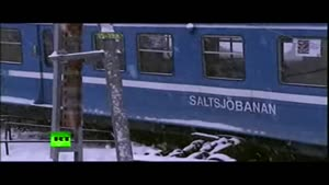 سرقت قطار