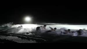 شنا در برف