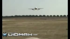 شیرین کاری با هواپیما