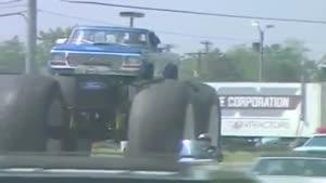 ابر خودروی دو دیفرانسیل