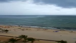 طوفانی که از دریا شروع شد