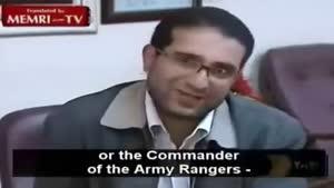 تکاور های ایرانی - آموزش های نظامی