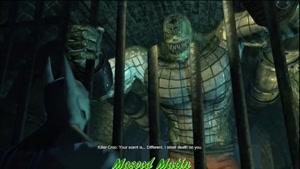 رمز و رازهای بازی Batman : Arkham City