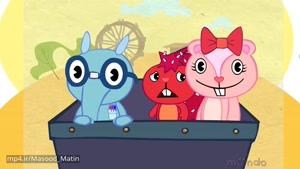انیمیشن خشن «دوستان شاد درختی» (۱۲+)