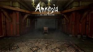 رمزورازهای Amnesia: The Dark Descent (کیفیت HD)