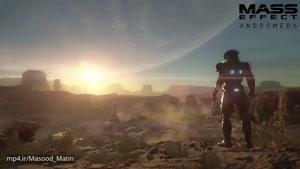 ۱۶- تریلر سینمایی Mass Effect: Andromeda (کیفیت HD)