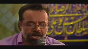 حاج محمود کریمی ولادت امام رضا(ع)ماه شب قدر زهرا تویی مولا 97