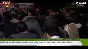 حاج محمدرضا طاهری روضه شهادت امام عسکری (ع)