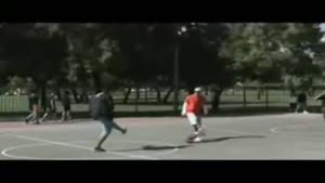 حرکات جالب با توپ بسکتبال