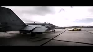 جنگنده اف ۱۶ یا فراری، کدام سریع تر است؟