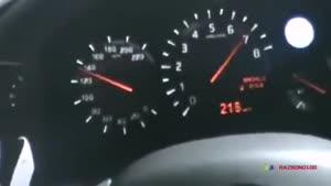 پر کردن نیسان GTR تا ۴۰۰ کیلومتر