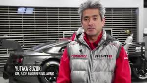 نیسان GTR نیسمو NISMO برای مسابقات سرعت