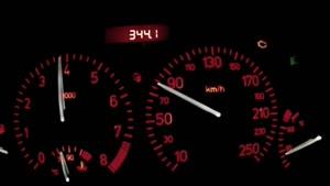 پرکردن پژو ۲۰۶RC توربو ۱۰۰ تا ۲۰۰ در ۵ ثانیه