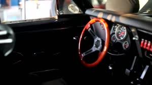 شورلیت کامارو مدل ۱۹۶۷ مشکی مات