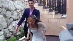 ضد حال دوماد به عروس آخرشه