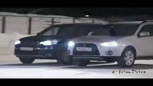 رقص ماشین رو یخ هماهنگ