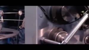 کارخانه ی فنر سازی - بسیار جالب