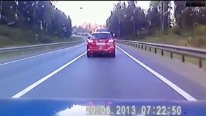 تصادف فوق مرگبار