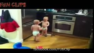 گفتگو های دو کودک با همدیگر
