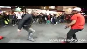تکنیک بالای حفظ توپ.