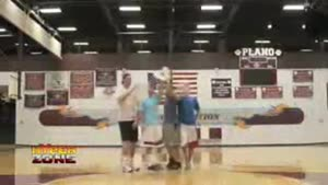 حرکات جادویی با توپ بسکتبال
