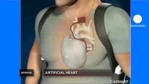 ساخت قلب مصنوعی با عمر ۵ سال