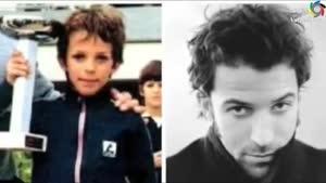 تصاویر کودکی بازیکنان معروف فوتبال