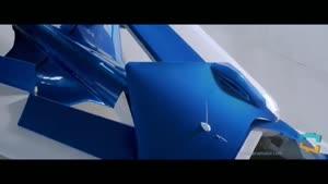 خودرو پرنده سه چرخ