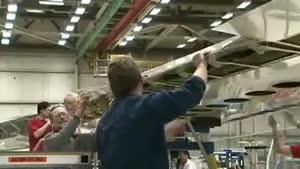 ساخت هواپیما در سه دقیقه