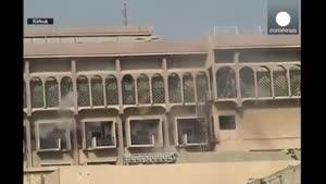 حمله داعش به کرکوک دهها کشته و زخمی بر جا گذاشت