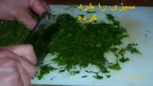 طرز تهیه کوفته برنجی