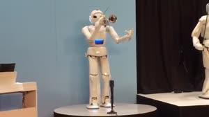 ربات های نوازنده - شرکت تویوتا
