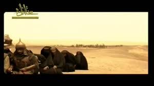 صحنه  نماز ظهر عاشورا در فیلم مختارنامه