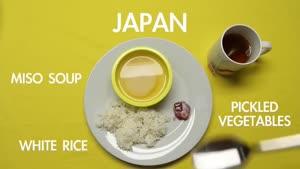 صبحانه های محبوب جهان