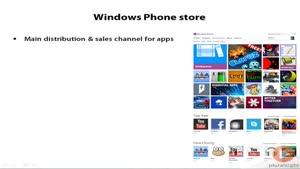 برنامه نویسی ویندوز ۸ موبایل جلسه ۸