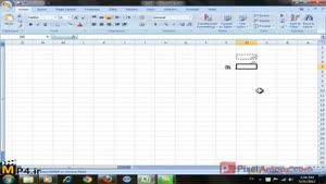 فیلم آموزشی Excel جلسه ۱۵