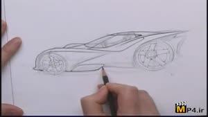 قسمت نهم آموزش طراحی خودرو
