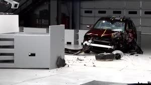 تست تصادف ۲۰۱۶ Acura RDX
