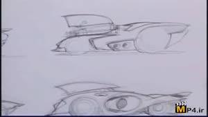 قسمت اول آموزش طراحی خودرو