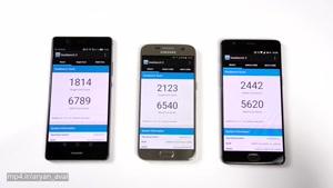 مقایسه گوشی های هوشمند Huawei ، Samsung ،OnePlus