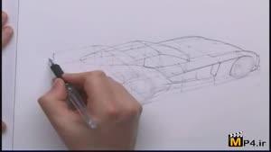 قسمت ۱۲ آموزش طراحی خودرو