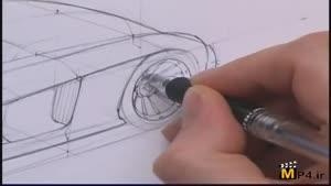 قسمت ۱۳ آموزش طراحی خودرو