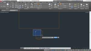 آموزش AUTO CAD ۲۰۱۵ جلسه ۷۸